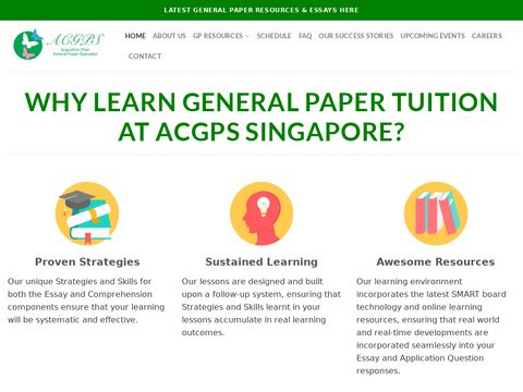 general paper tips