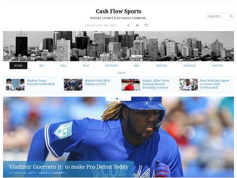 Cash Flow Sports