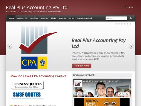 Real Plus Accounting Pty ltd