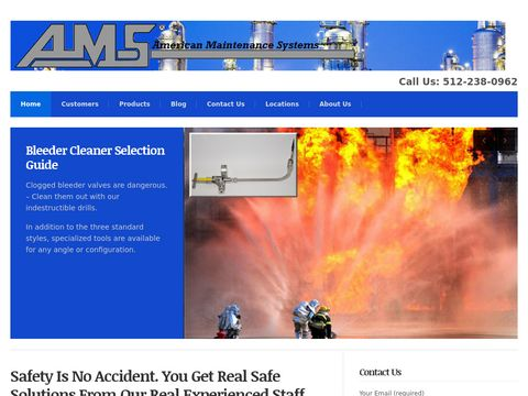 American Maintenance Systems - Supplier to Oil & Gas