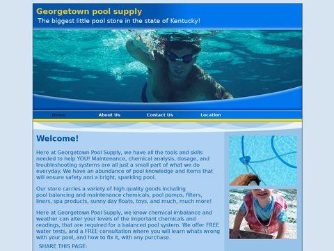 Georgetown Pool Supply