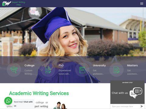 Expert Academic paper Writing Help