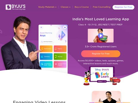 Byjus CAT 2012 & 2013 Coaching, Mock CAT, IAS Preparation