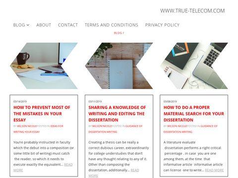 True Telecom   Broadband, Line-rental, Mobile, Business Telephone Systems