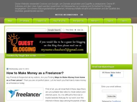 Property & Real Estate Blog in Pakistan