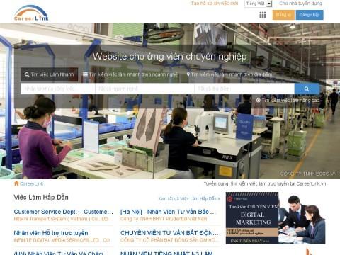 Career Link Vietnam - Viec lam online