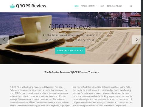 QROPS Review - Making QROPS Pension Transfers Work For You
