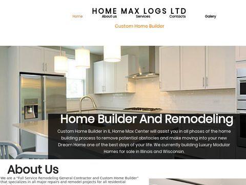 Home Max Logs