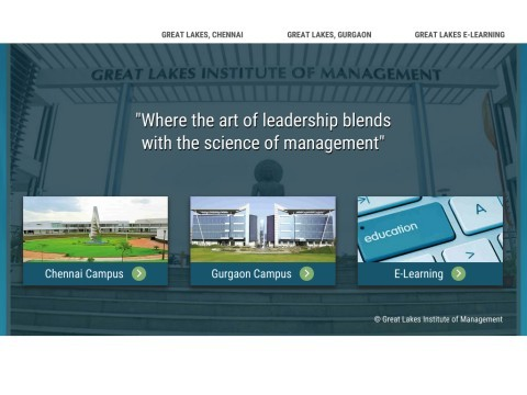 GREAT LAKES INSTITUTE OF MANAGEMENT, CHENNAI - INDIA
