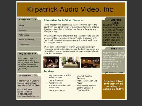 Kilpatrick Audio Video