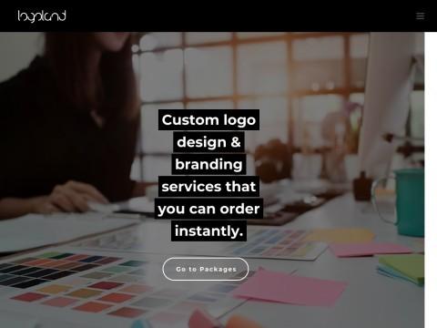 Logo Design by Logoland - Pre-Designed Logos, Graphic Design, Web Design, Custom Design