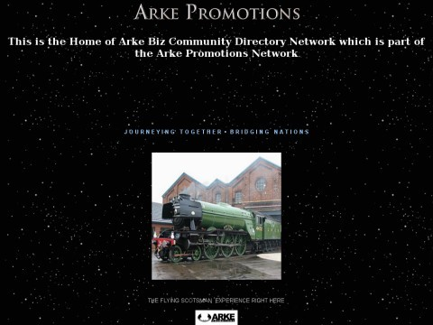 This is the Home of Arkebiz.Com