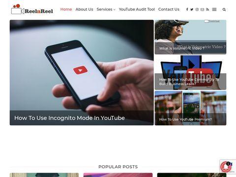 Digital Video MarketingYouTube Marketing - ReelnReel