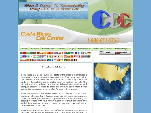 Outsourcing with Costa Ricas Call Center