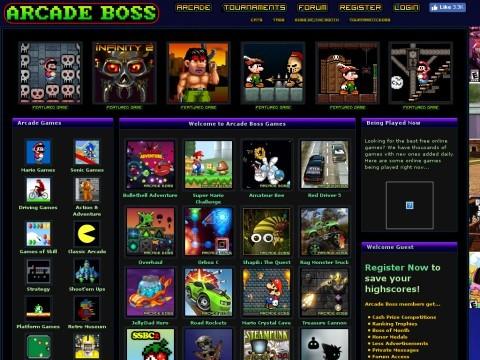 Free Online Games, Arcade Games