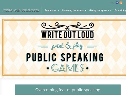 How to overcome fear or anxiety of public speaking