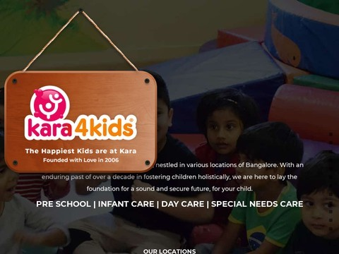 Preschool| Pre- school Kara| find our Montessori preschool i