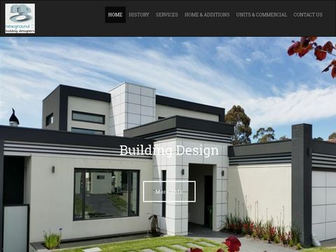 New Ground Design   Architectural Designers, Consultant   Ferntree Gully, VIC