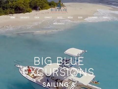 Big Blue - Virgin Islands Powerboat Excursions /Snorkeling Trips