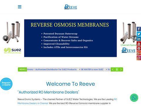 Reeve Enviro Systems