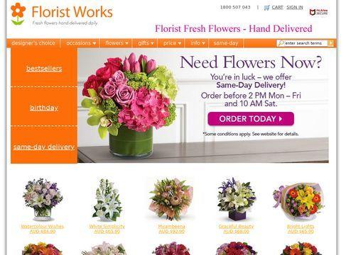 Florist Works