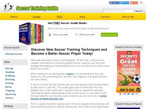 Soccer Training Guide