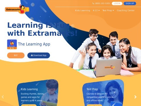 Extramarks – Online study and Tutor Help for Students