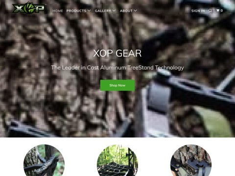 XOP - Extreme Outdoor Products