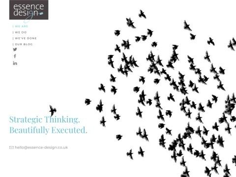 Essence Web and Graphic Design UK