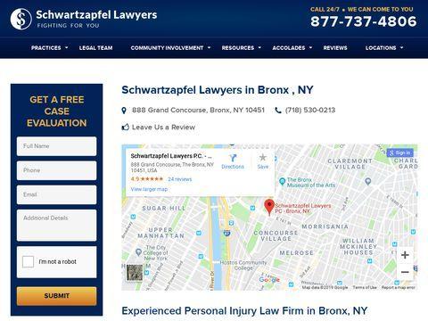 Schwartzapfel Lawyers P.C. - Bronx, NY