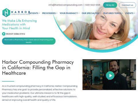 Compounding Pharmacy | California | Bioidentical Hormones