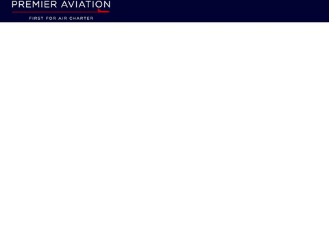 Premier Aviation - Aircraft Charter - Private and Business J