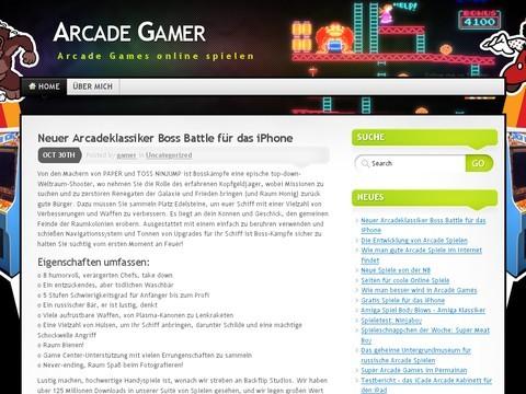 LifeTime Gamer Arcade
