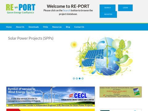 Renewable Energy Project Transaction Portal | Re-Port