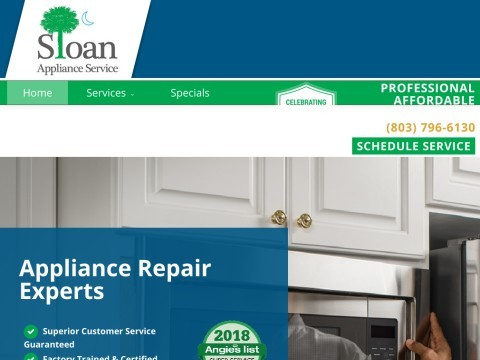 Appliance Repair Columbia SC