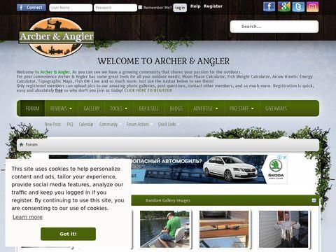 Archer & Angler