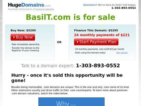 Basil Ts