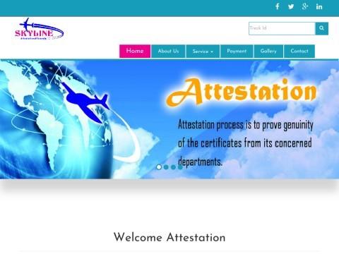Best Attestation Services Pallavaram,Kanchipuram,Tambaram & Arround Chennai   Skyline