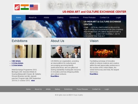 US-INDIA ART AND CULTURE EXCHANGE CENTER
