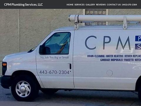 CPM Plumbing Services, LLC
