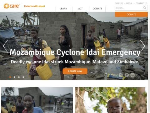 Aid Work | Australian Charity | Empowering Women - CARE Aust