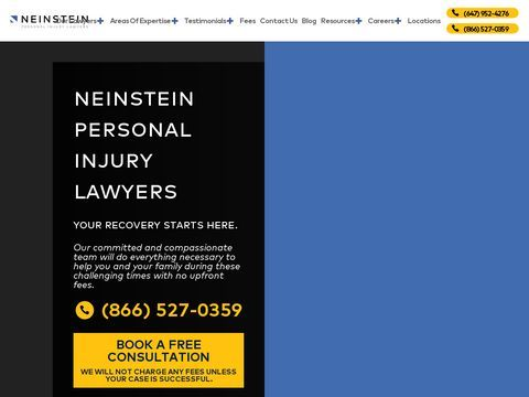 Personal Injury Lawyers Toronto