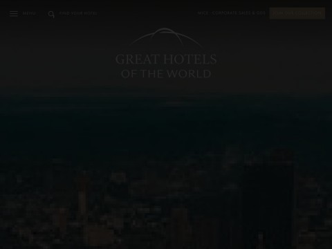 Great Hotels of the World - Find and book the best luxury hotels