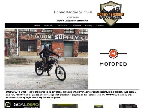 Honey Badger Survival - Articles & Reviews