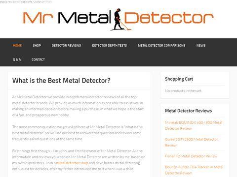 Mr Metal Detector