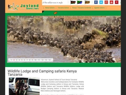 Adventure Joyland Safaris & Tours  Kenya-Tanzania