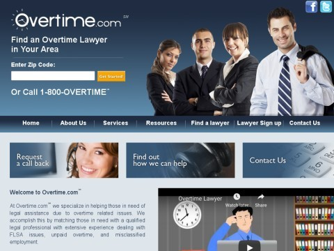 Find an Overtime Lawyer in Your Area – Flsa Attorney – Overt