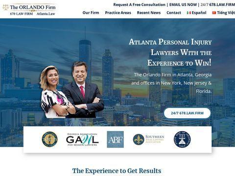 The Orlando Firm, P.C.