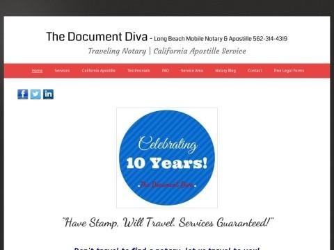 Long Beach Mobile Notary  | Notary Public & Apostille Servic