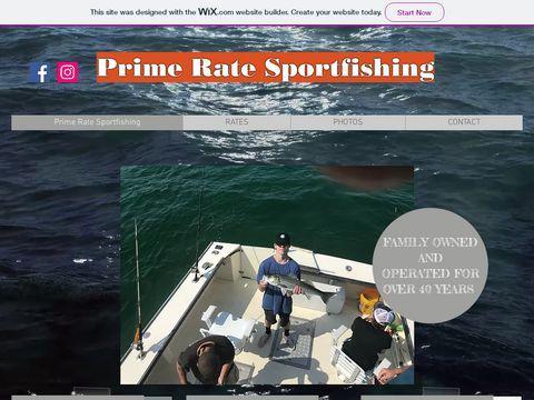 Prime Rate Sportfishing